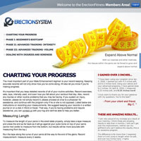 Erection System web site